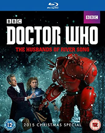 Doctor Who Christmas Special 2015.The Doctor Who 2015 Christmas Special The Husbands Of