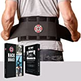 Old Bones Therapy Back Brace - Immediate Pain Relief for Lower Back Pain - Adjustable Back Support Belt with Reinforced Lumbar Support for Men & Women (Back Brace, S/M)
