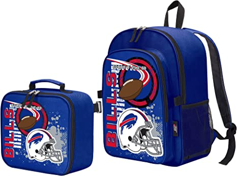 The Northwest Company Officially Licensed NFL Arizona Cardinals Backpack /& Lunch Kit Set
