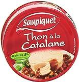 Saupiquet Thon à la Catalane 265 g - Lot de 7