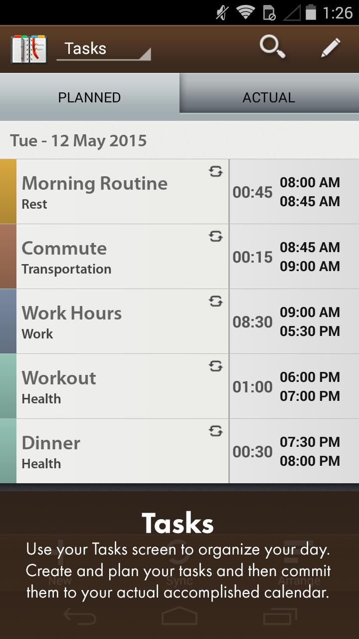 Planificador De Horarios Amazon Es Appstore Para Android