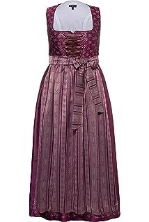 Ulla Popken Womens Plus Size Vintage Foral Print Tee 716607
