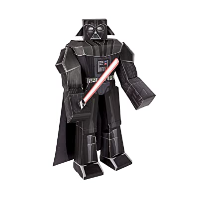"""Zoofy International 12"""" Darth Vader PDQ Action Figure: Toys & Games"""