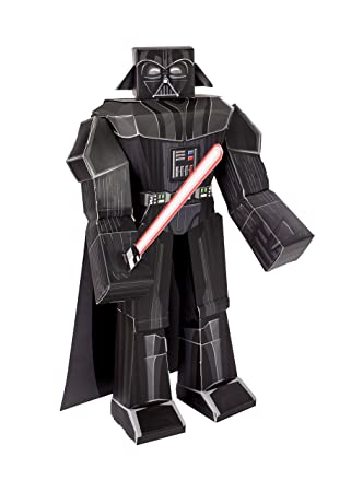 Star wars blueprint paper craft 12 figure darth vader amazon star wars blueprint paper craft 12quot figure darth vader malvernweather Gallery