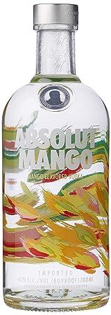 absolut mango flavoured vodka 70 cl amazon co uk grocery