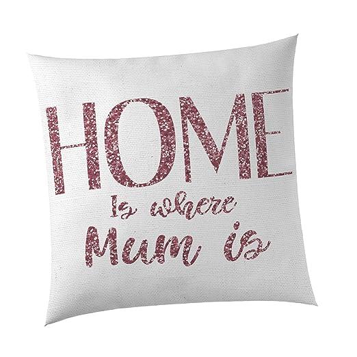 SMARTYPANTS Casa es Donde Mamá es - Día de la Madre - Funda ...