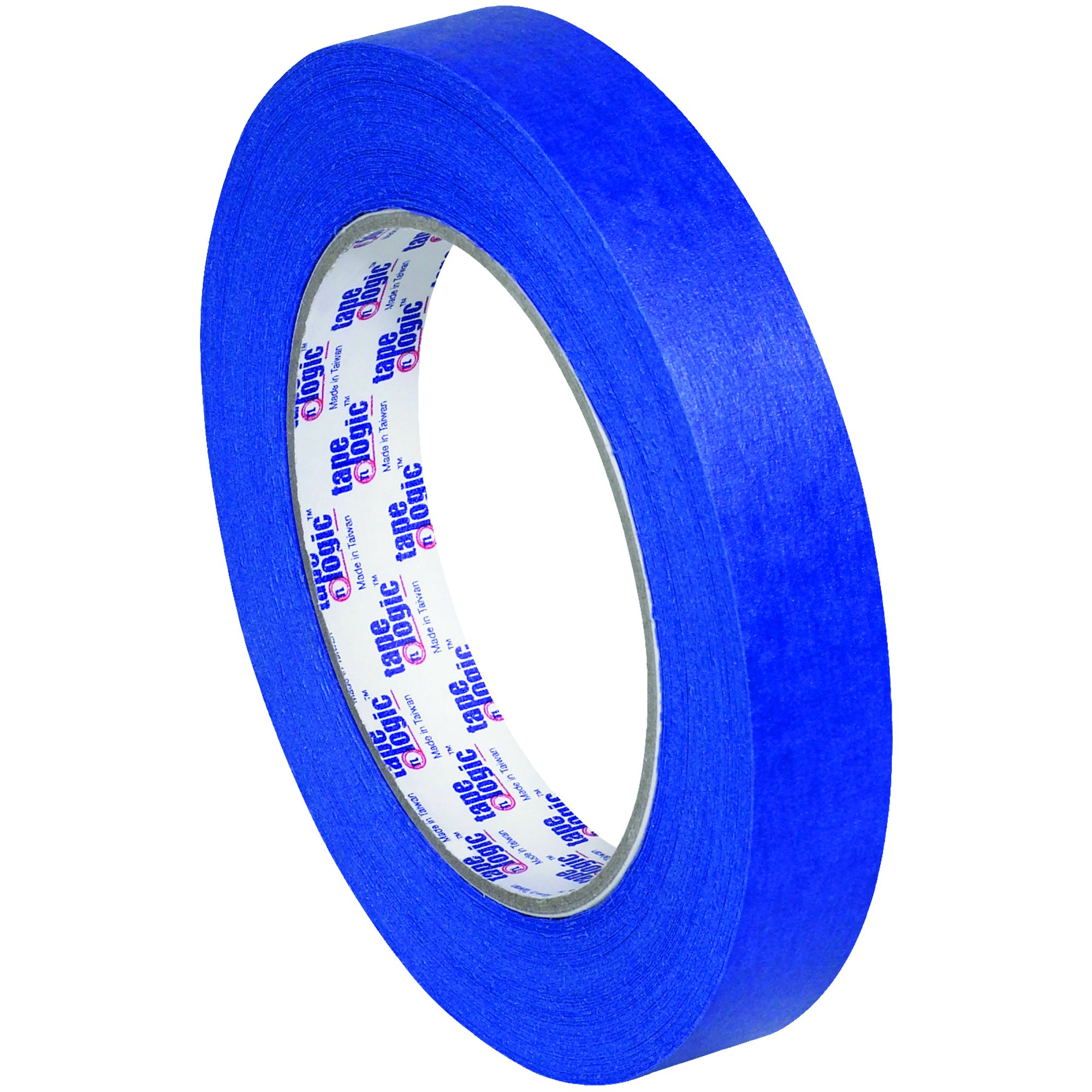 BOX USA BT9343000 Tape Logic 3000 Painter's Tape, 3/4'' x 60 yd., Blue (Pack of 48)