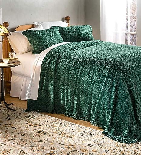 Ashton 120 In X 110 In King Navy Bedspread