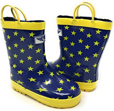 Forever Young Kids Rainboots