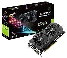 Asus GeForce STRIX GTX 1050Ti – Overclock personalizzabile