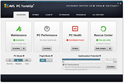 AVG PC TuneUp Utilities New 2015 [Download]
