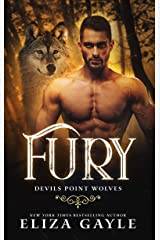 FURY: Paranormal Shape Shifter Romance (Devils Point Wolves Book 6) Kindle Edition