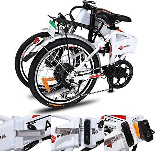 Hurbo Folding Electric Bike