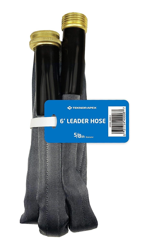 Black Apex 4000-6 Leader Hose