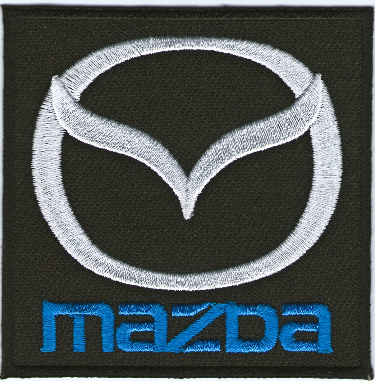 Amazon mazda embroidered iron on sew on patch iron on symbol amazon mazda embroidered iron on sew on patch iron on symbol badge emblem logo sign patch embroidery everything else biocorpaavc Gallery