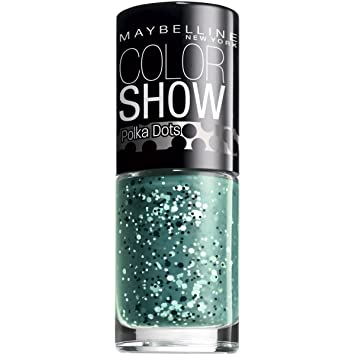 Amazon.com : Maybelline New York Color Show Nail Lacquer, Drops of ...