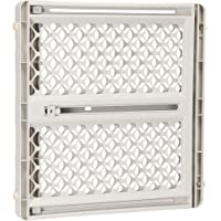 North States Pet Gate III Pressure Mounted White 26 - 42 x 26 by North States Industries