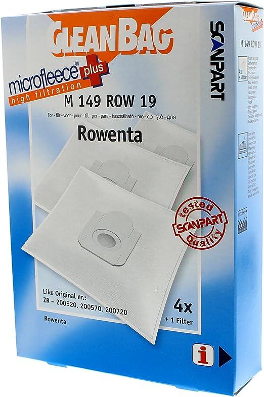 Cleanbag M 149 ROW 19 Universal Bolsa para el polvo - Accesorio ...