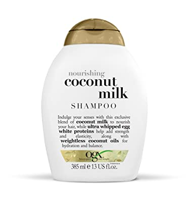 OGX Shampoo, Nourishing Coconut Milk