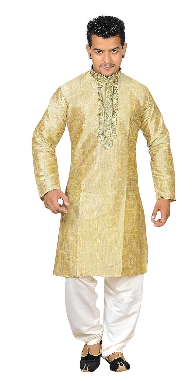 Desi Sarees Mens Sherwani Kurta Shalwar Kameez Pyjama Party Tragen 1835