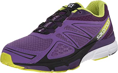 Salomon L37906700, Zapatillas de Trail Running para Mujer, Morado (Rain Purple / Cosmic Purple / Gecko Gre), 40 EU: Amazon.es: Zapatos y complementos
