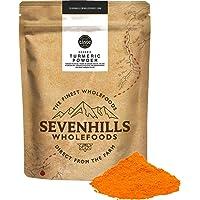 Sevenhills Wholefoods Polvo de Cúrcuma Bio 1kg