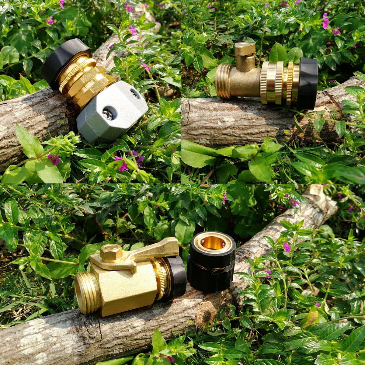 Amazon.com: Medidor de presión de agua PLG: Jardín y Exteriores