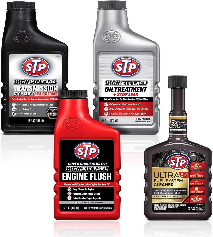 STP 5.25 Ounce 78568 Complete Fuel System Cleaner-5.25 fl. oz: Automotive