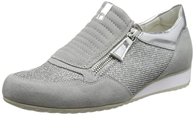 Womens Comfort Basic Derbys, Grey Gabor