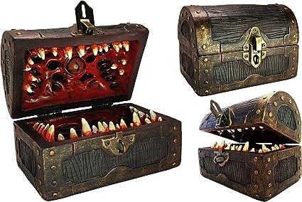 Treasure Chest Mimic Set