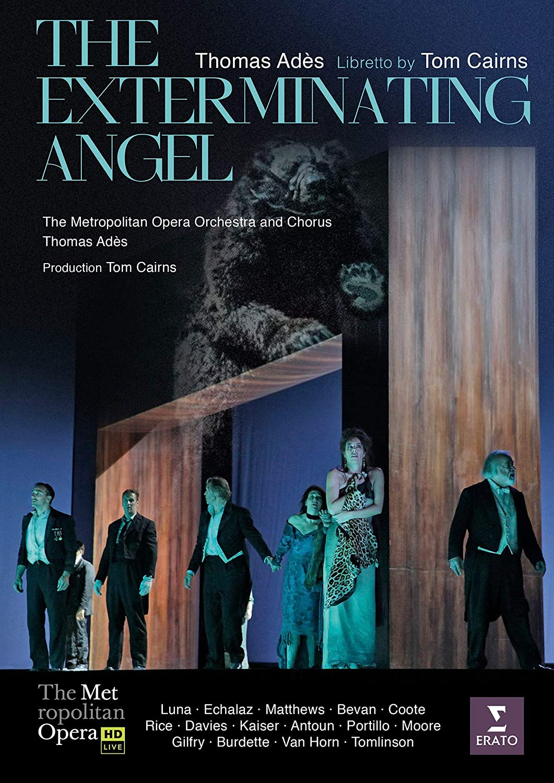 Varios - The Exterminating Angel (DVD)Thomas Adès - Thomas Adès - The Metropolitan Opera Orchestra And Chorus.