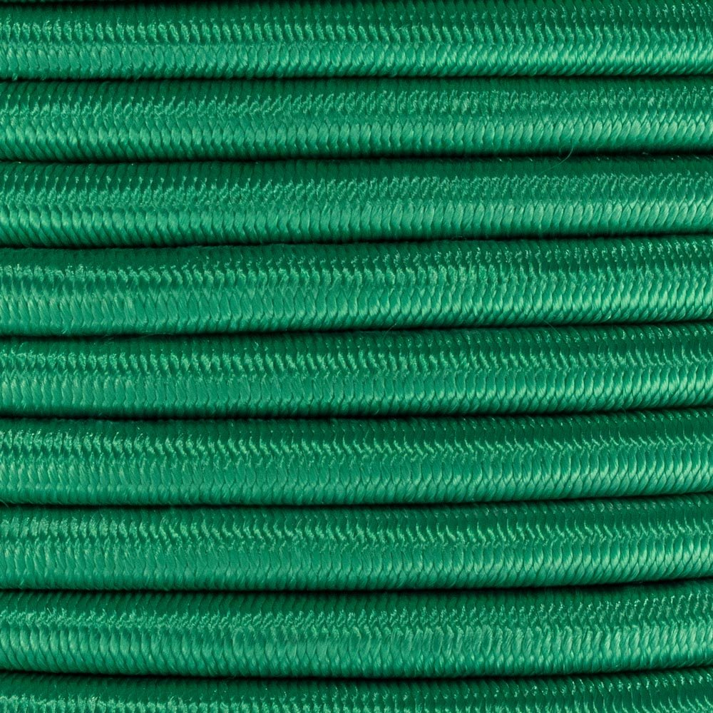 Paracord Planet Elastic Bungee Nylon Shock Cord - 300 Foot lengths - Various Colors