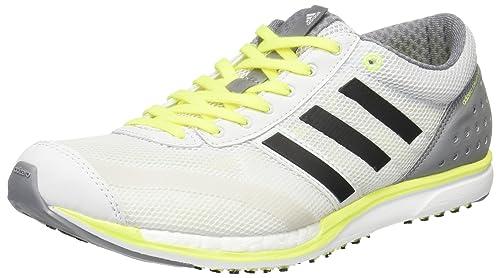 b3672475 adidas Adizero Takumi Sen, Zapatillas de Deporte Unisex Adulto, Gris  (Griuno/Nocmét/Gritre), 38 EU: Amazon.es: Zapatos y complementos