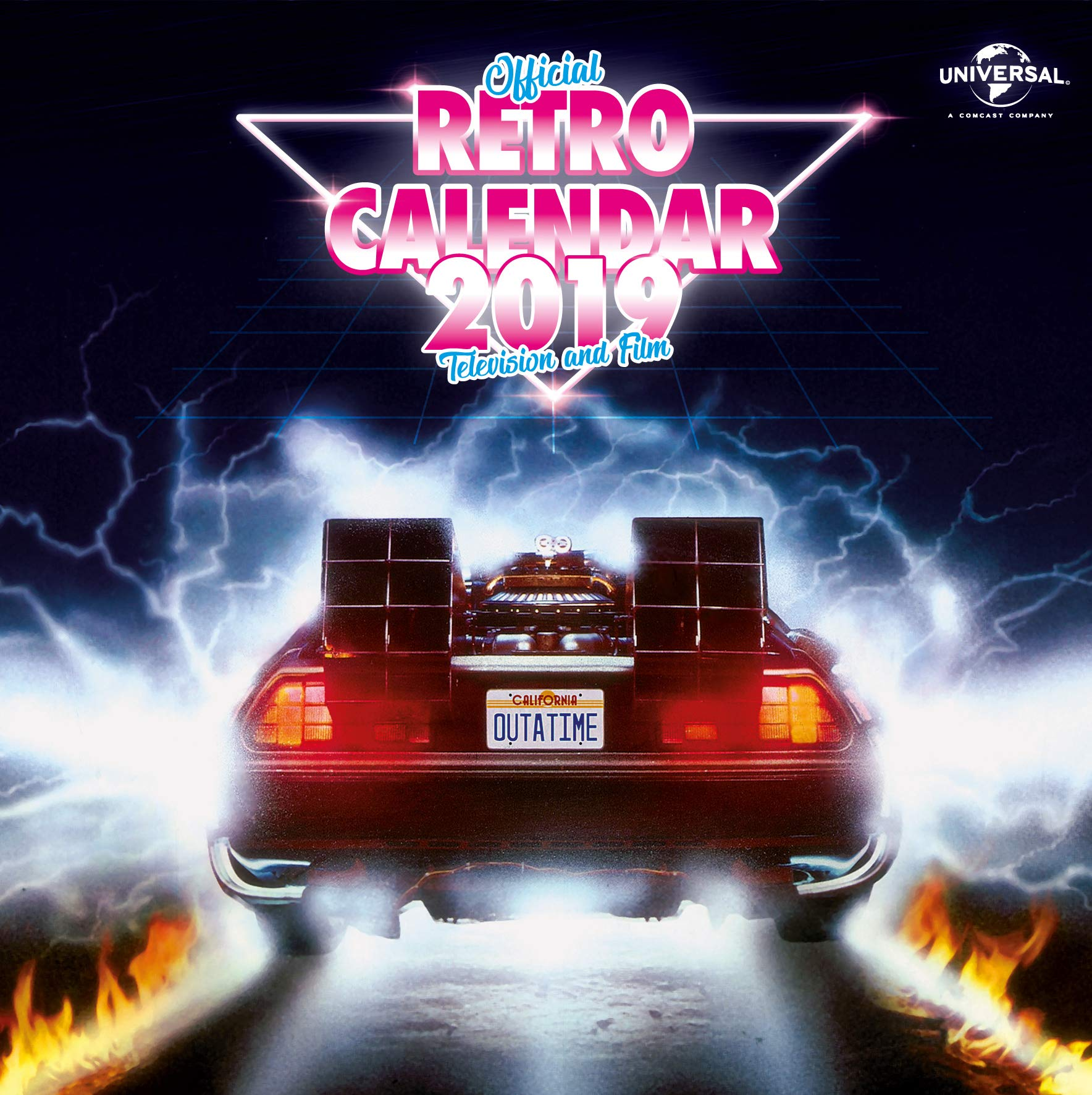 Universal Classic Movie Posters Official 2019 Calendar - Square Wall Calendar Format (Anglais) Calendrier – Calendrier mural, 15 septembre 2018 Danilo Promotions Limited 1785496778 NON-CLASSIFIABLE Address Books