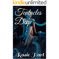 Tentacles Deep: A Sea Monster Fantasy Romance