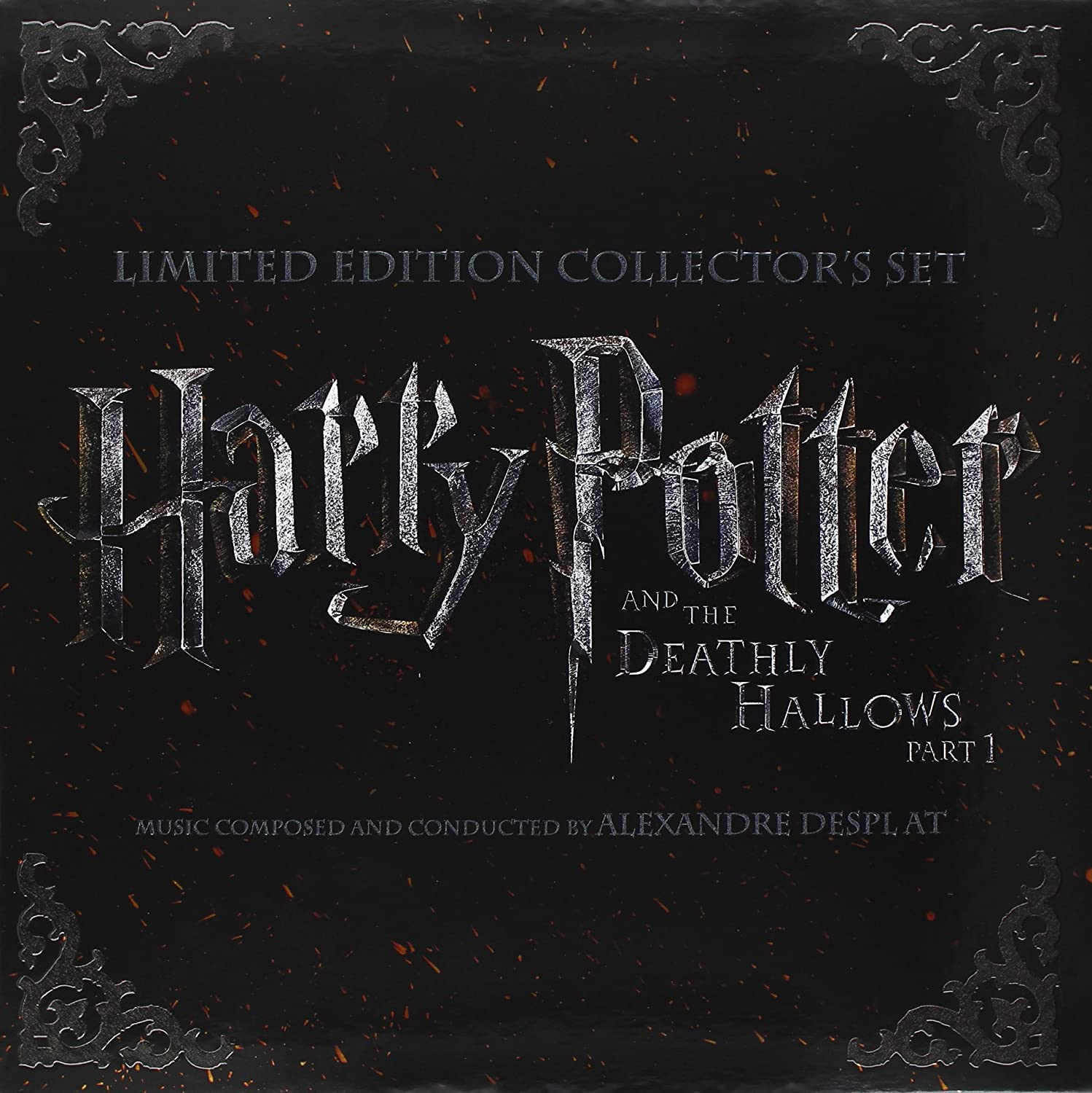 Alexandre Desplat Harry Potter And The Deathly Hallows Part 1 2