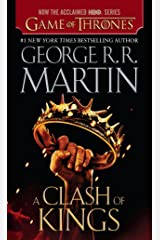 A Clash of Kings (A Song of Ice and Fire, Book 2) Kindle Edition