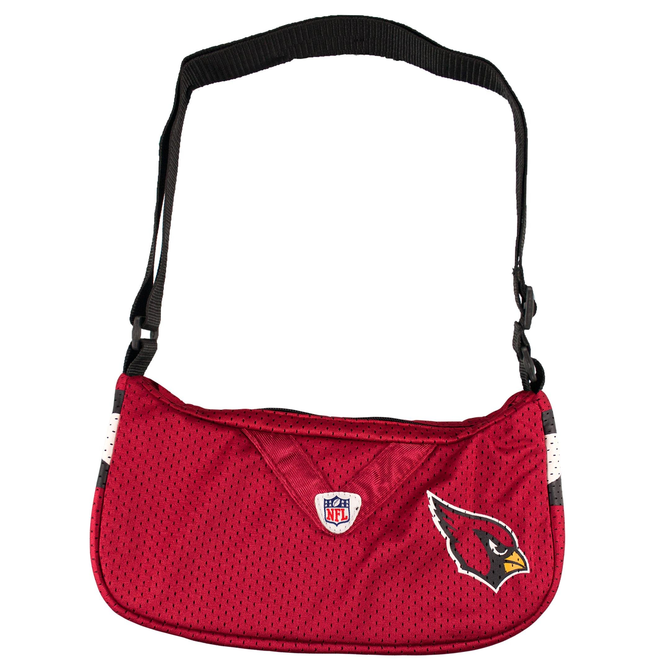 NFL Arizona Cardinals Jersey Team Purse