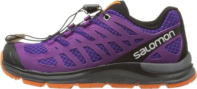 Salomon – Synapse, Zapatillas Deportivas Mujer Morado Size: 42 EU ...