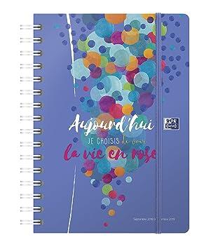 Oxford 100735818 M. felicidad agenda Civil (en espiral año ...