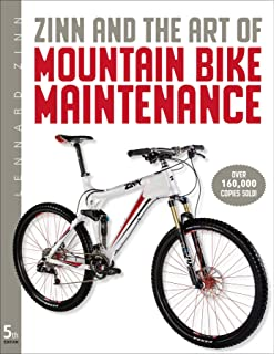 Zinn U0026 The Art Of Mountain Bike Maintenance