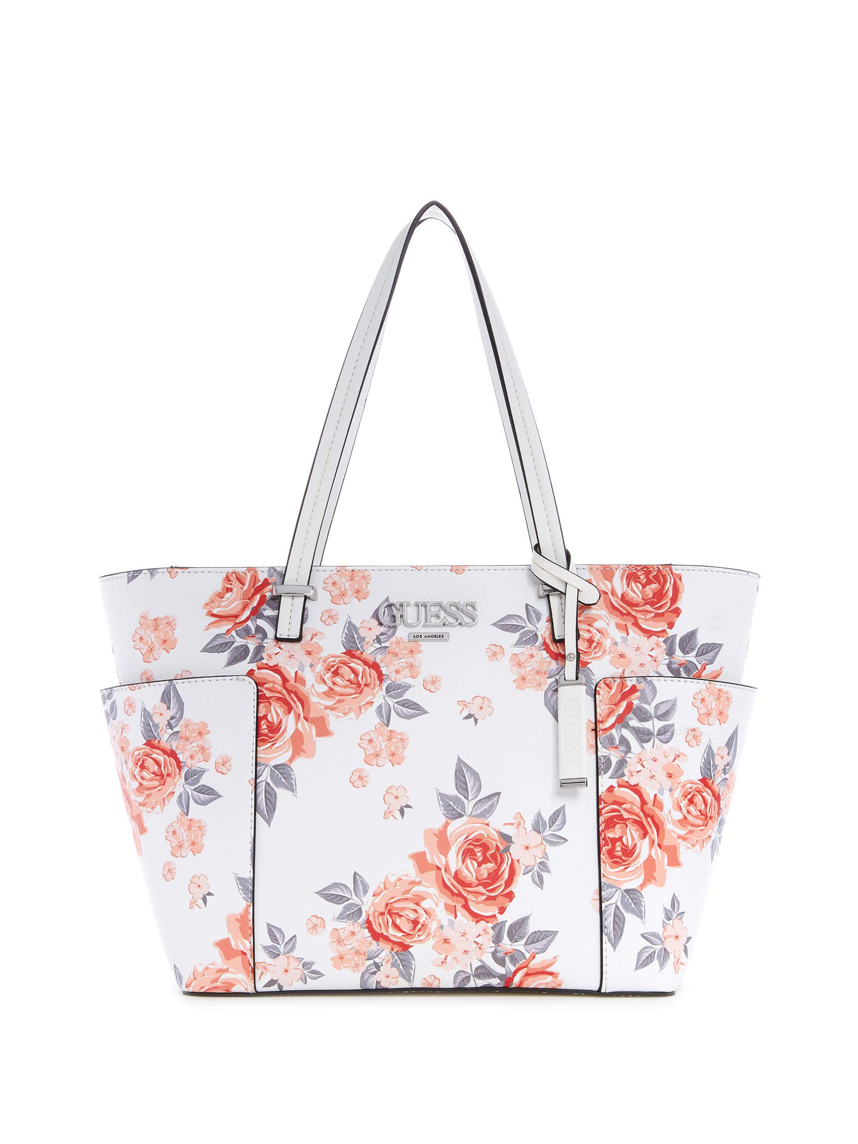 GUESS Factory Women/'s Misay Floral Tote