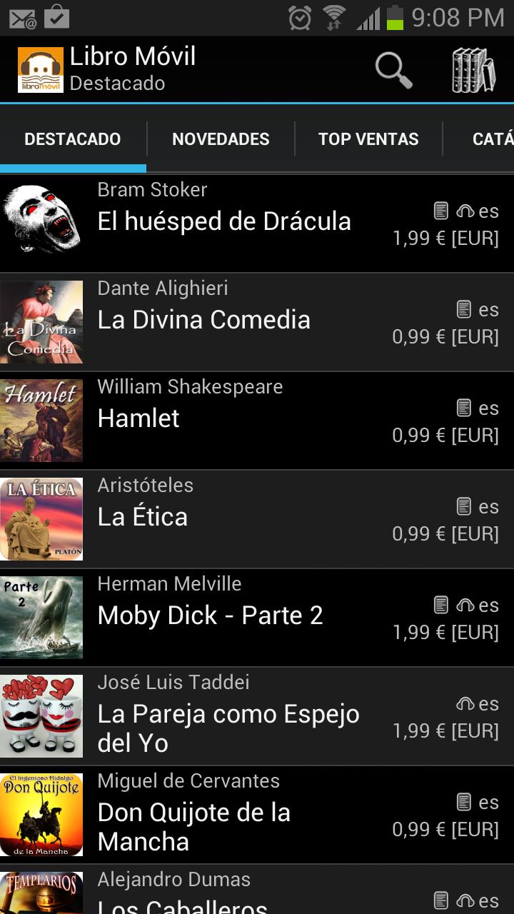 Amazon.com: Libros y Audiolibros en Español: Appstore for