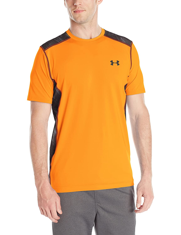 (アンダーアーマー) UNDER ARMOUR ヒットヒートギアSS(トレーニング/Tシャツ/MEN)[1257466] B016APQJIK XX-Large Tall|Beta Orange/Anthracite Beta Orange/Anthracite XX-Large Tall