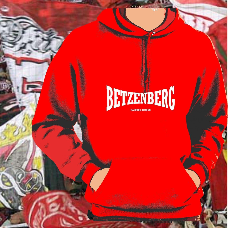 World of Football Kapuzenpulli Betzenberg Kaiserslautern