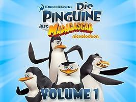 Die Pinguine aus Madagascar, vol. 1
