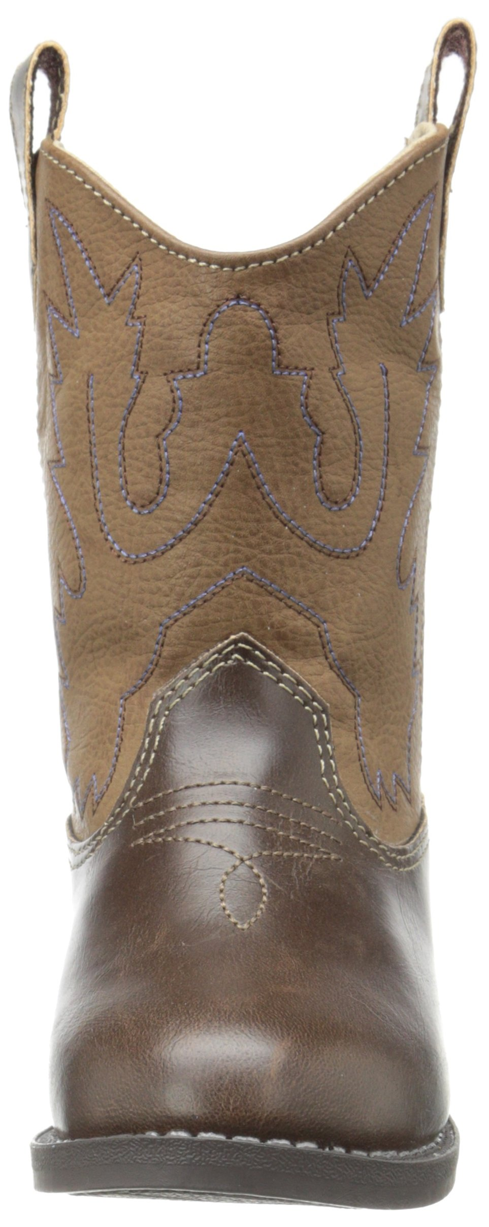 Baby Deer Western Boot (Little Kid), Brown, 11 M US Little Kid by Baby Deer (Image #4)