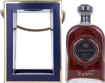 Lepanto Brandy de Jerez Solera Gran Reserva + GB 36% Vol. 0,7 l