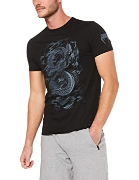 Venum Oktagon T-Shirt Mens MMA BJJ Fitness Crossfit T-Shirt Herren