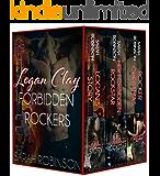 Logan Clay: A Forbidden Rockers Box Set